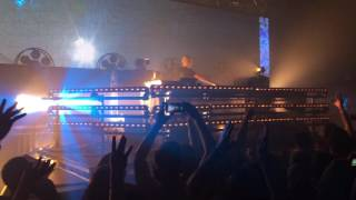 Above & Beyond Live @ Progresia Music Zone - 30.11.2016 - Push The Botton