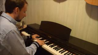 Aerosmith - WHAT COULD HAVE BEEN LOVE - piano cover - Denis Wojtek