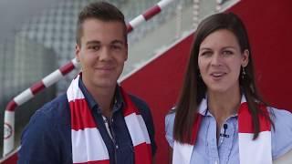 TV-Spot Mitgliedschaften - Melanie und Mike Oesch
