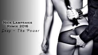 Snap - The Power ( Deep House Remix By Nick Lamprakis)