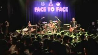 Face to Face - I Want (live)