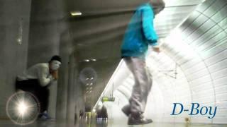 C-Walk // D-Boy Feat. K-Cee - JabbaWockeez