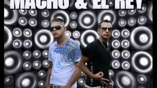 Macho Y El Rey - El Traaa!
