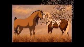Spirit, Stallion of the Cimarron - I Will Always Return - by Me-myska =)