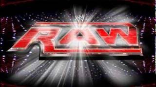 WWE Raw 2011 Oficcial Theme Song By Nickelback