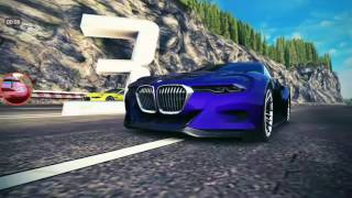 Asphalt 8 - Father's Day Cup - BMW 3.0 CSL Hommage [Azure Coast 01:13:491]