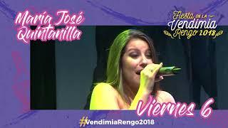 María José Quintanilla - #VendimiaRengo2018