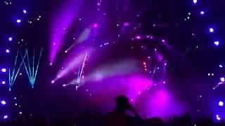 Kaskade drops Swedish House Mafia - Leave The World Behind (Cobra Effect Boot) live at ultra 2014