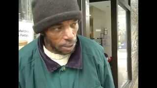 Homeless man called a bum, this will change your perspective