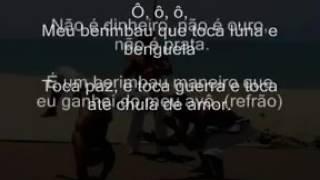 grupo ISA capoeira mundo enganador