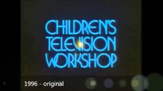 Sesame Workshop ident 1969-present