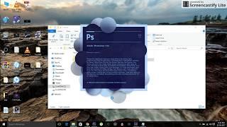 Error 16 Adobe Photoshop CS6 Permanent Fix