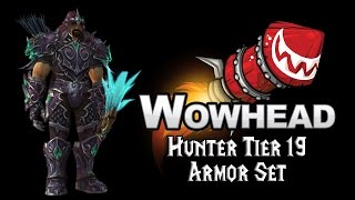 Eagletalon Battlegear Transmog Set World Of Warcraft