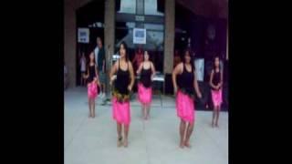 Micronesian Dancers - Pate Pate