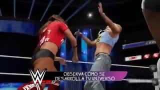 Spot TV WWE 2K17 Neox 5-6 de noviembre de 2016