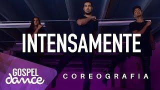"Concurso Intensamente DJ PV e Preto No Branco - ""Gospel Dance"""