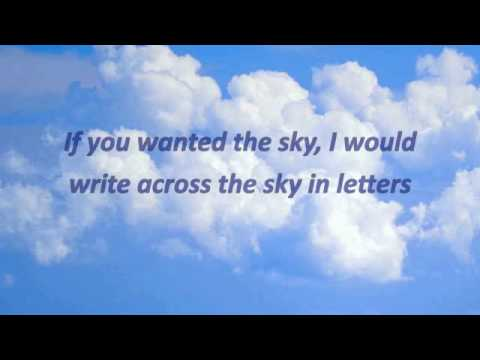 To Sir With Love Lyrics - YouTube