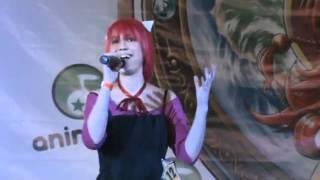 Thays Misato - Lilium (Elfen lied opening)- COVER- Animeke especial