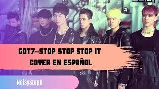 Stop Stop It Cover-Adaptacion al Español