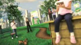 """Nintendo DS Commercial feat B.o.B music """"Created A Monster"""""""