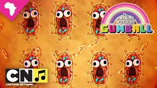 Bacteria | The Amazing World of Gumball | Cartoon Network