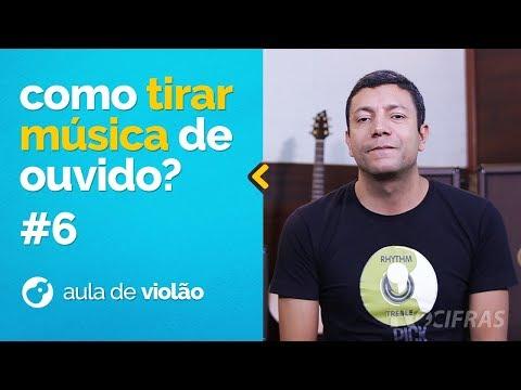 COMO TIRAR MÚSICA DE OUVIDO - ACORDES MENORES COM SÉTIMA