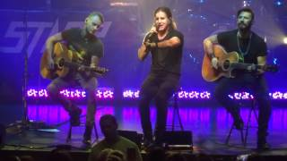 Scott Stapp (Creed) - What's This Life For - Acoustic - Live @ The Paramount Theater,  11-22-16