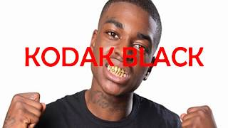 KODAK BLACK ~ First Day Out (Lyrics)