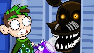 Five Nights At Freddy's 3 & 4 Animation   Jacksepticeye Animated width=