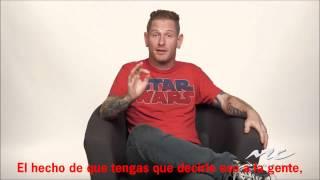 Mensaje de Corey Taylor a Kanye West (Subtítulos en español)