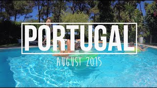 GoPro HERO4 - Portugal (August 2015) - Drone DJI Phantom