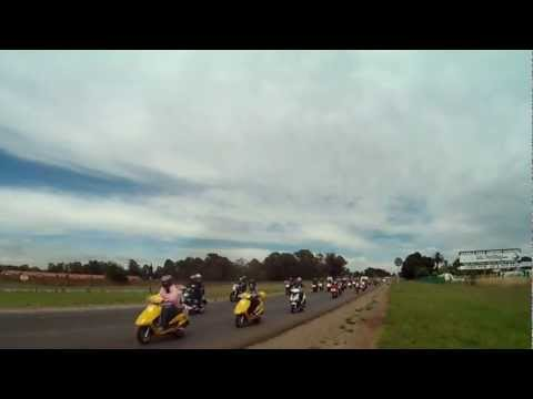 South Africa's 30th Toy Run from Edenvale to Benoni