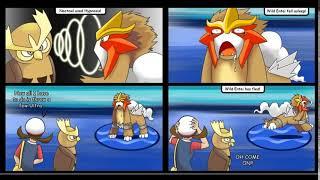 Pokemon Running Away sound effect