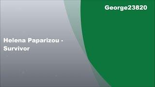 Helena Paparizou - Survivor, Lyrics