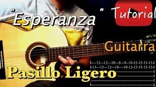 Esperanza - Pasillo tutorial/cover Guitarra