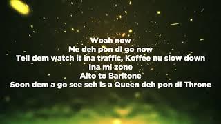 Koffee - Throne (Lyrics)