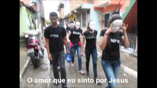 """Nova Musica da F.J.U A força jovem vem """"O Seu Grande Amor"""" por VPRMadredeDeus"""