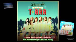 T-ara with Davichi (feat Skull) - Bikini [Indo Sub]