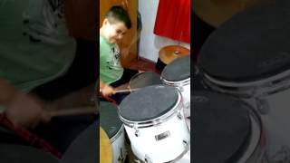 daddy y yankee shaky cover bateria