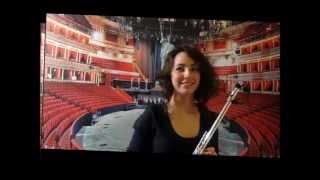 RAIN IN TEARS - VALENTINA ROTONDI - al Royal Albert Hall con Rossignon - 21/3/2013