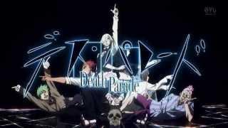 "Death Parade OP / Opening デス・パレード""Flyers"" by BRADIO [HD 720p]"