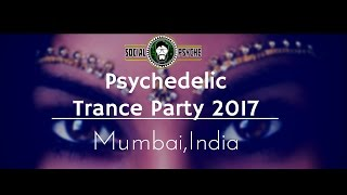 Psychedelic Trance Party 2017 in Mumbai(India) | Russian Xmas 2017