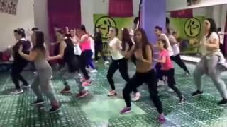 CHANTAJE - Shakira Ft. Maluma - Zumba - Choreography by Cielo