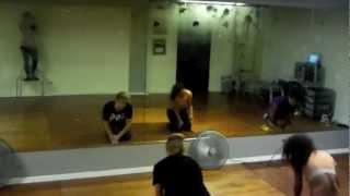 Oren Lavie - Lockd in a room/ coreo by Ralphie