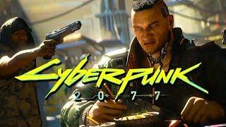 Cyberpunk 2077 - Official World Premiere Trailer | E3 2018