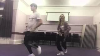 Macklemore - Downtown (Choreography)