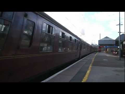 The Cumbrian Mountain Express – 2nd February 2013 – A4 Class 60009
