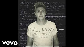 Niall Horan This Town (Tiësto Remix)