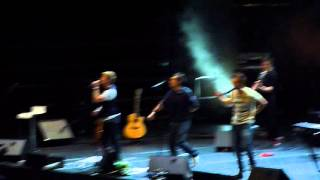 a1 - Ready or Not (Partial) (Live in Singapore, 28th February 2012)