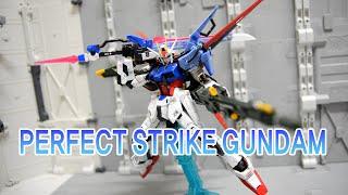 [REVIEW] RG 1/144 퍼펙트 스트라이크 건담 / Perfect Strike Gundam